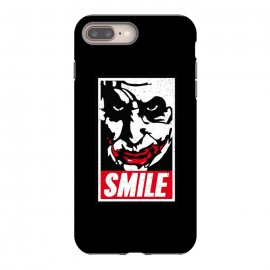 iPhone 7 plus  SMILE by Mitxel Gonzalez (joker,smile,popart,pop,art,design,design phone case)
