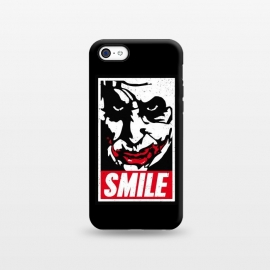 iPhone 5C  SMILE by Mitxel Gonzalez