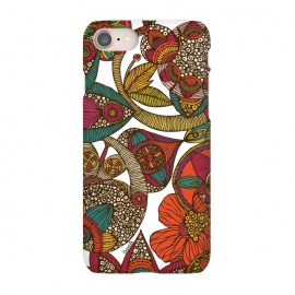 iPhone 7 SlimFit Ava garden by Valentina Harper (flowers, colors)