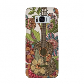 Ever guitar by Valentina Harper (guitar,flowers,colors)