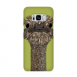 Hello person by Valentina Harper (ostrich,colors,animals)