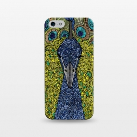 iPhone 5/5E/5s  Mr. Pavoreal by Valentina Harper