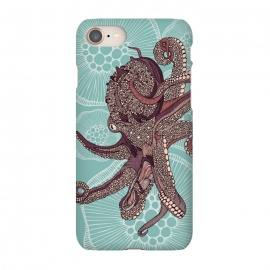 iPhone 8/7  Octopus by Valentina Harper