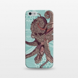 iPhone 5/5E/5s  Octopus by Valentina Harper