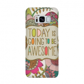 Today is going to be awesome by Valentina Harper (colors,flowers)