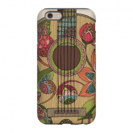 iPhone 6/6s  The guitar by Valentina Harper
