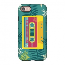 iPhone 8/7  Hot Summer Retro Tape by Dellán