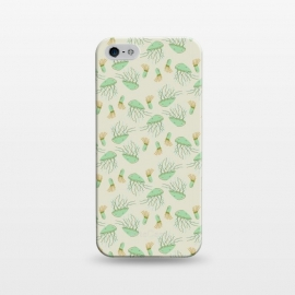 iPhone 5/5E/5s  Jellyfish by Sarah Price Designs