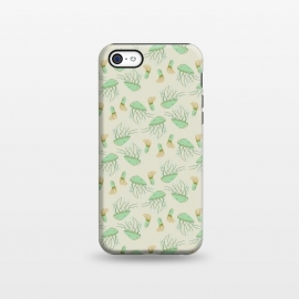 iPhone 5C  Jellyfish by Sarah Price Designs