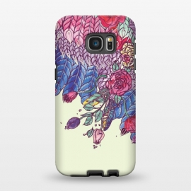 Galaxy S7 EDGE  Bohochic  Wings  by Stefania Pochesci