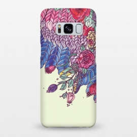 Galaxy S8+  Bohochic  Wings  by Stefania Pochesci