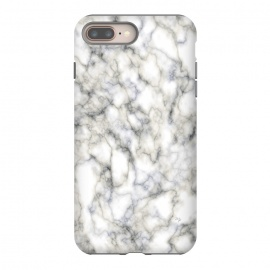 iPhone 8/7 plus  Classic Marble by Martina (marble,abstract,modern,stylish,classy,elegant,for her,gift)