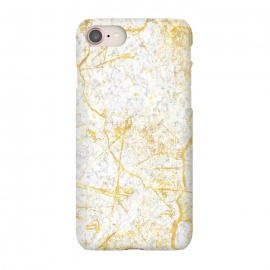 iPhone 8/7  Golden Marble by Martina