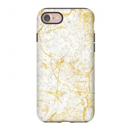 iPhone 8/7  Golden Marble by Martina (marble,classy,elegant,modern,stylish,golden,luxury,classic,stone)