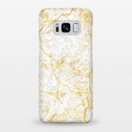 Galaxy S8+  Golden Marble by Martina (marble,classy,elegant,modern,stylish,golden,luxury,classic,stone)
