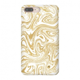 iPhone 8/7 plus  Marble Deluxe by Martina