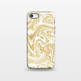 iPhone 5C  Marble Deluxe by Martina