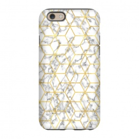 iPhone 6/6s  Graphic Marble by Martina