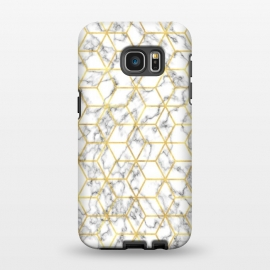 Galaxy S7 EDGE  Graphic Marble by Martina