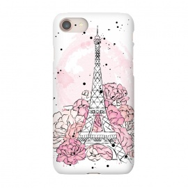 iPhone 7  Peony Paris by Martina