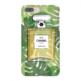 iPhone 8/7 plus  Trpical Chanel Perfume  by Martina
