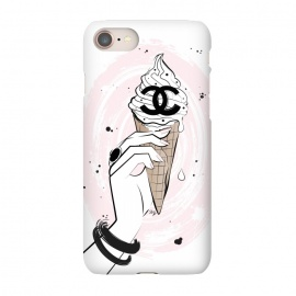 iPhone 8/7  Chanel Ice cream by Martina