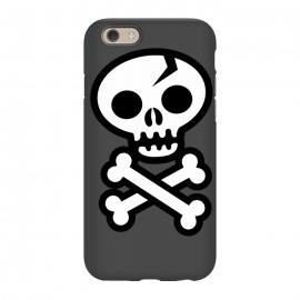 iPhone 6/6s  Skull & Crossbones by Wotto