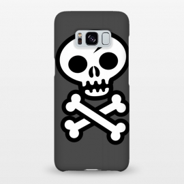 Galaxy S8+  Skull & Crossbones by Wotto