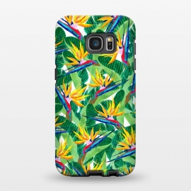 Galaxy S7 EDGE  Summer Strelitzia by Amaya Brydon