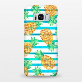 Pineapple Sea Stripes by Amaya Brydon