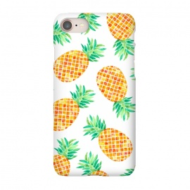 iPhone 8/7  Summer Pineapple by Amaya Brydon