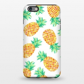 iPhone 6/6s plus  Summer Pineapple by Amaya Brydon