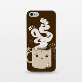 iPhone 5/5E/5s  Extreme Coffee Sports by Wotto