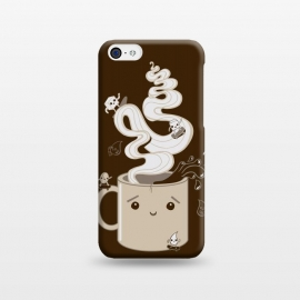 iPhone 5C  Extreme Coffee Sports by Wotto