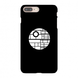 iPhone 7 plus  Death Star by Mitxel Gonzalez (death star,movie fan art,minimalist design,design,movie)