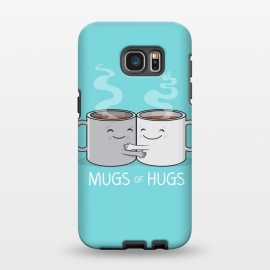 Galaxy S7 EDGE  Mugs of Hugs by Wotto