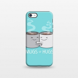 iPhone 5C  Mugs of Hugs by Wotto