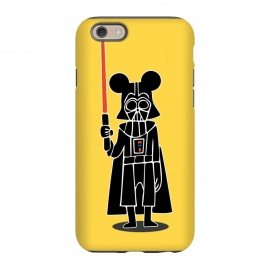 iPhone 6/6s  Darth Vader Mouse Mickey Star Wars Disney by Alisterny (MickeyMouse, Disney, Vader, Starwars,star wars)