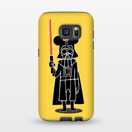 Galaxy S7  Darth Vader Mouse Mickey Star Wars Disney by Alisterny (MickeyMouse, Disney, Vader, Starwars,star wars)