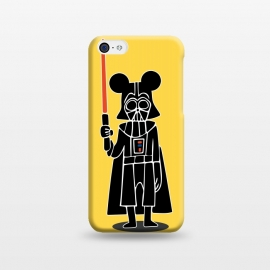 iPhone 5C  Darth Vader Mouse Mickey Star Wars Disney by Alisterny