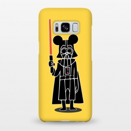 Galaxy S8+  Darth Vader Mouse Mickey Star Wars Disney by Alisterny (MickeyMouse, Disney, Vader, Starwars,star wars)