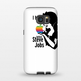 Galaxy S7  Snow White I Had An Apple by Alisterny (SnowWhite, Princess, Disney, Princesses, Apple, SteveJobs, iPhone,mashup, mashups, funny, popculture, funnytshirt, funnyshirt, tshirt, parody, nerd, geek, geeky, humor, humour, fanart, fan art, movies, movie, film, quotes, cool, design, tee, t-shirt)