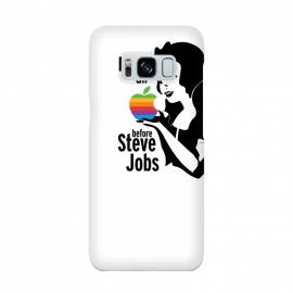 Snow White I Had An Apple by Alisterny (SnowWhite, Princess, Disney, Princesses, Apple, SteveJobs, iPhone,mashup, mashups, funny, popculture, funnytshirt, funnyshirt, tshirt, parody, nerd, geek, geeky, humor, humour, fanart, fan art, movies, movie, film, quotes, cool, design, tee, t-shirt)