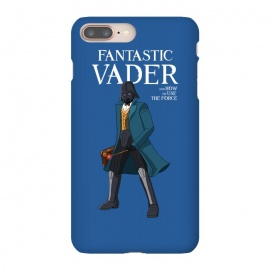 iPhone 8/7 plus  Fantastic Vader by  (star-wars, fantastic-beasts, fantasticbeast, disney, waltdisney, harrypotter, hp, jkrowling, rowling, fantastic-beasts-and-where-to-find-them, wizard, wand, suitcase, darth-vader, lord-vader, sith, lord-sith, rogue-one,mashup, mashups, funny, popculture, funnytshirt, funnyshirt, tshirt, parody, nerd)