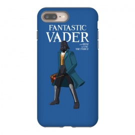 Fantastic Vader by Alisterny (star-wars, fantastic-beasts, fantasticbeast, disney, waltdisney, harrypotter, hp, jkrowling, rowling, fantastic-beasts-and-where-to-find-them, wizard, wand, suitcase, darth-vader, lord-vader, sith, lord-sith, rogue-one,mashup, mashups, funny, popculture, funnytshirt, funnyshirt, tshirt, parody, nerd)