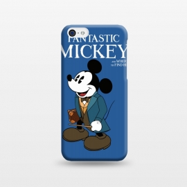 iPhone 5C  Fantastic Mickey by Alisterny