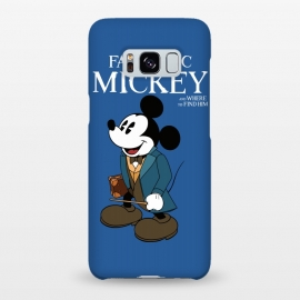 Galaxy S8+  Fantastic Mickey by Alisterny