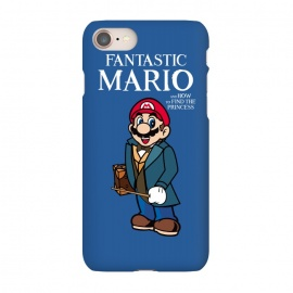 iPhone 7 SlimFit Fantastic Mario by Alisterny (mario, nintendo, mario-bros, mariobros, fantastic-beasts, fantasticbeast, harrypotter, hp, jkrowling, rowling, fantastic-beasts-and-where-to-find-them, wizard, wand, suitcase,mashup, mashups, funny, popculture, funnytshirt, funnyshirt, tshirt, parody, nerd, geek, geeky, humor, humour, fanart, fan ar)