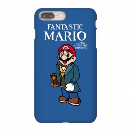 iPhone 8/7 plus  Fantastic Mario by  (mario, nintendo, mario-bros, mariobros, fantastic-beasts, fantasticbeast, harrypotter, hp, jkrowling, rowling, fantastic-beasts-and-where-to-find-them, wizard, wand, suitcase,mashup, mashups, funny, popculture, funnytshirt, funnyshirt, tshirt, parody, nerd, geek, geeky, humor, humour, fanart, fan ar)