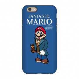 iPhone 6/6s  Fantastic Mario by Alisterny (mario, nintendo, mario-bros, mariobros, fantastic-beasts, fantasticbeast, harrypotter, hp, jkrowling, rowling, fantastic-beasts-and-where-to-find-them, wizard, wand, suitcase,mashup, mashups, funny, popculture, funnytshirt, funnyshirt, tshirt, parody, nerd, geek, geeky, humor, humour, fanart, fan ar)